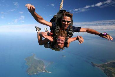 Mission Beach Skydive - Skydive Australia
