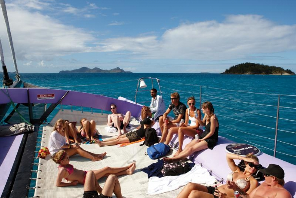 Whitsundays Sailing Adventure - Cruise Whitsundays