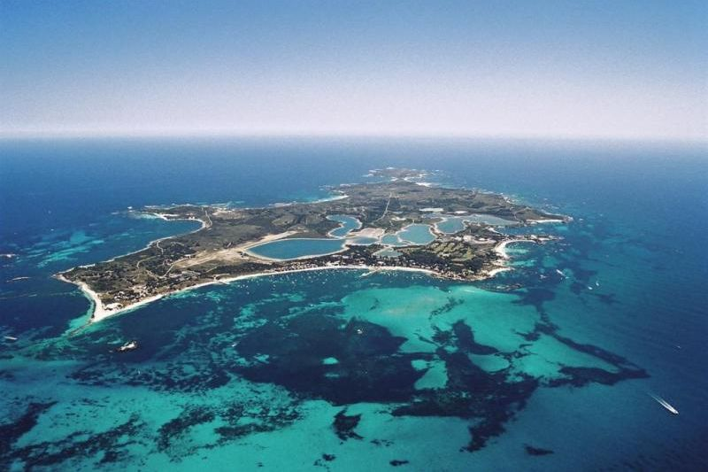 Rottnest Island Ferry And Bike Package