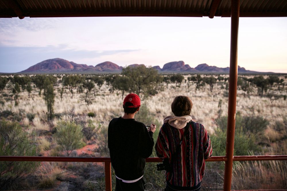 Alice Springs to Adelaide Tour, with Uluru - Groovy Grape