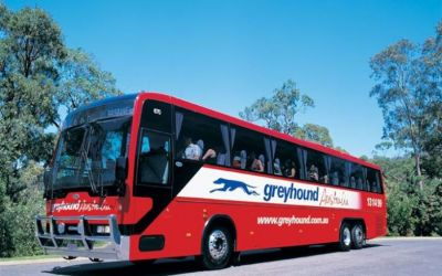 Greyhound Hop On Hop Off East Coast Bus Passes